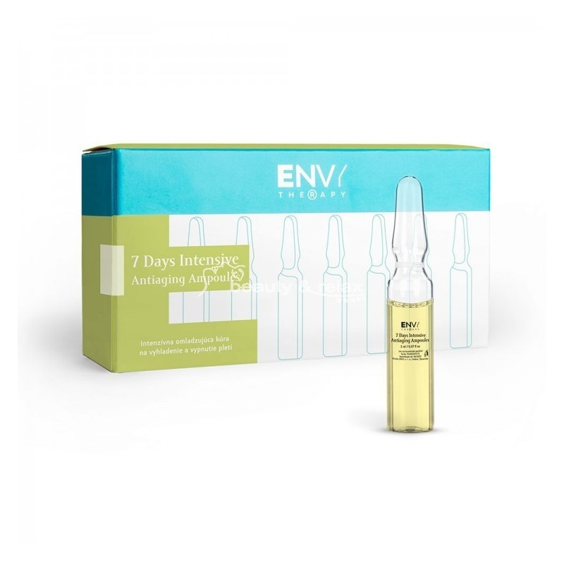 7 Days Intensive Antiaging Ampoules 7x2ml
