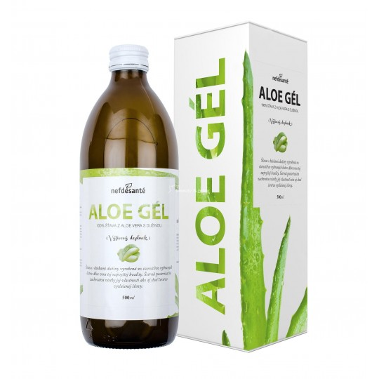 Aloe gél 500 ml