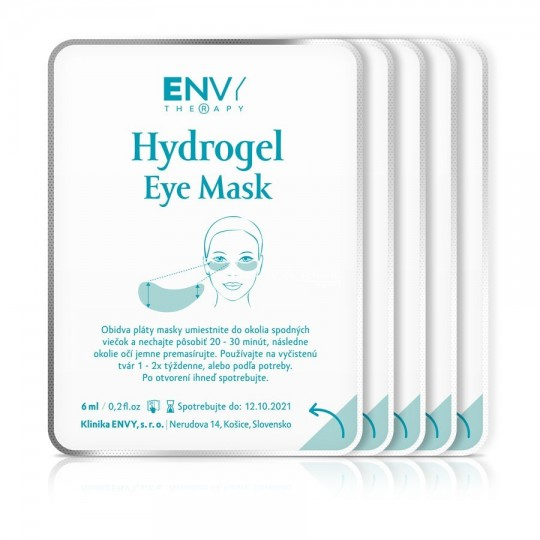 Hydrogel Eye Mask 1 bal.
