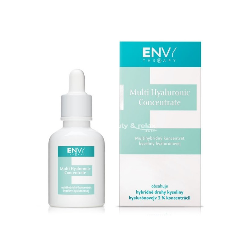 Multi Hyaluronic Concentrate 30ml