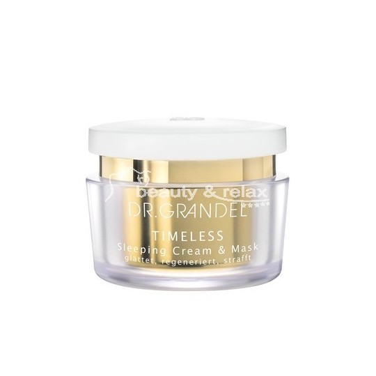 TIMELESS SLEEPING CREAM AND MASK 50ml